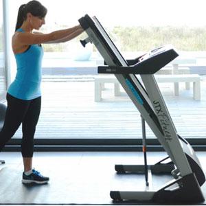 JTX Sprint-5 Motorised Treadmill