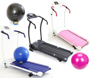 Gym Master Electric Treadmill Exercise