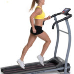 Salus Sports X-LITE I Treadmill – Compact And Gentle