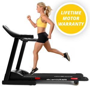 X-LITE Auto Treadmill