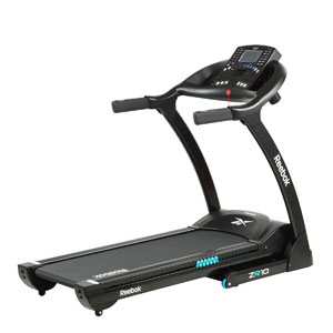 REEBOK ZR10 Treadmill Black