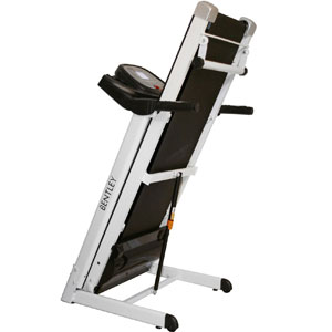 Charles Bentley Motorised Electric Folding Treadmill Running Machine