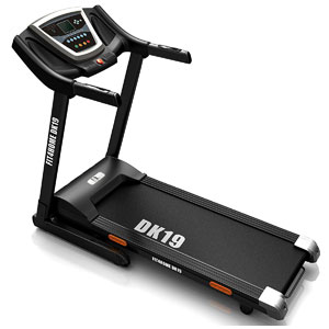 Olympic DK-19 Inclined Lubricating Endeavour Motorised Folding Treadmill
