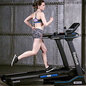 Reebok Unisex Jet 200 Treadmill