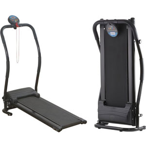 Body Fit Folding Treadmill