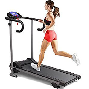 Hi-Performance Electric 10km Treadmill