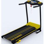 F4H Rapid JK1603 Folding Treadmill